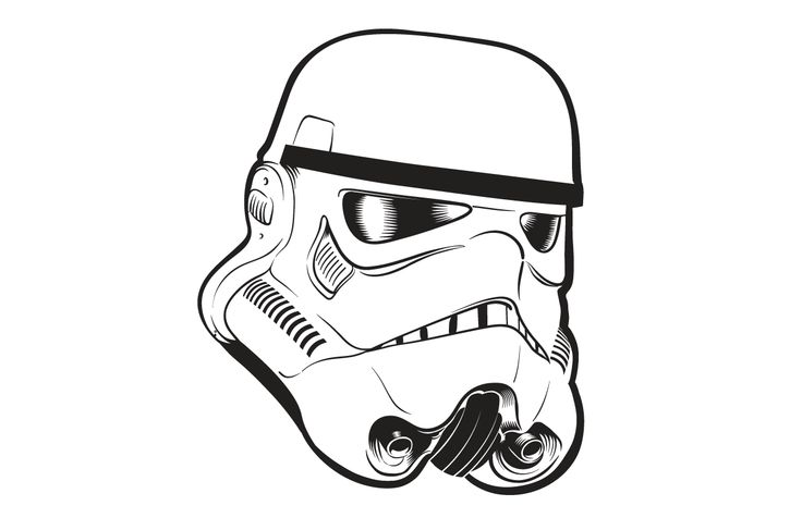 Stormtrooper clipart #15, Download drawings
