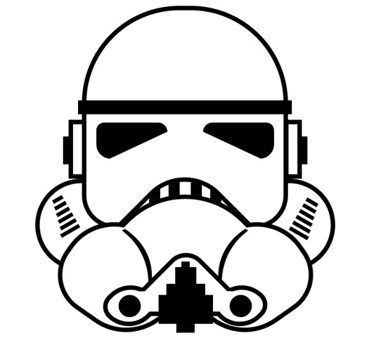 Stormtrooper svg #10, Download drawings