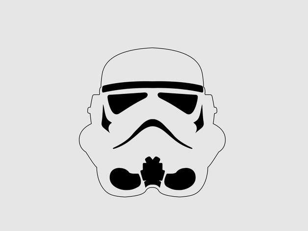 Stormtrooper svg #3, Download drawings