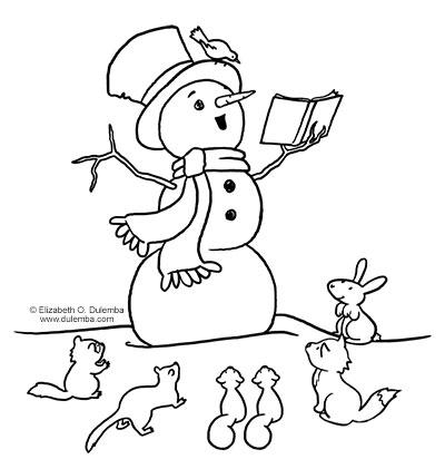 Storyteller coloring #20, Download drawings