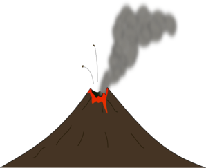 Stratovolcano svg #17, Download drawings