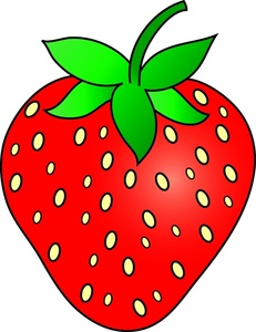 Strawberry clipart #18, Download drawings