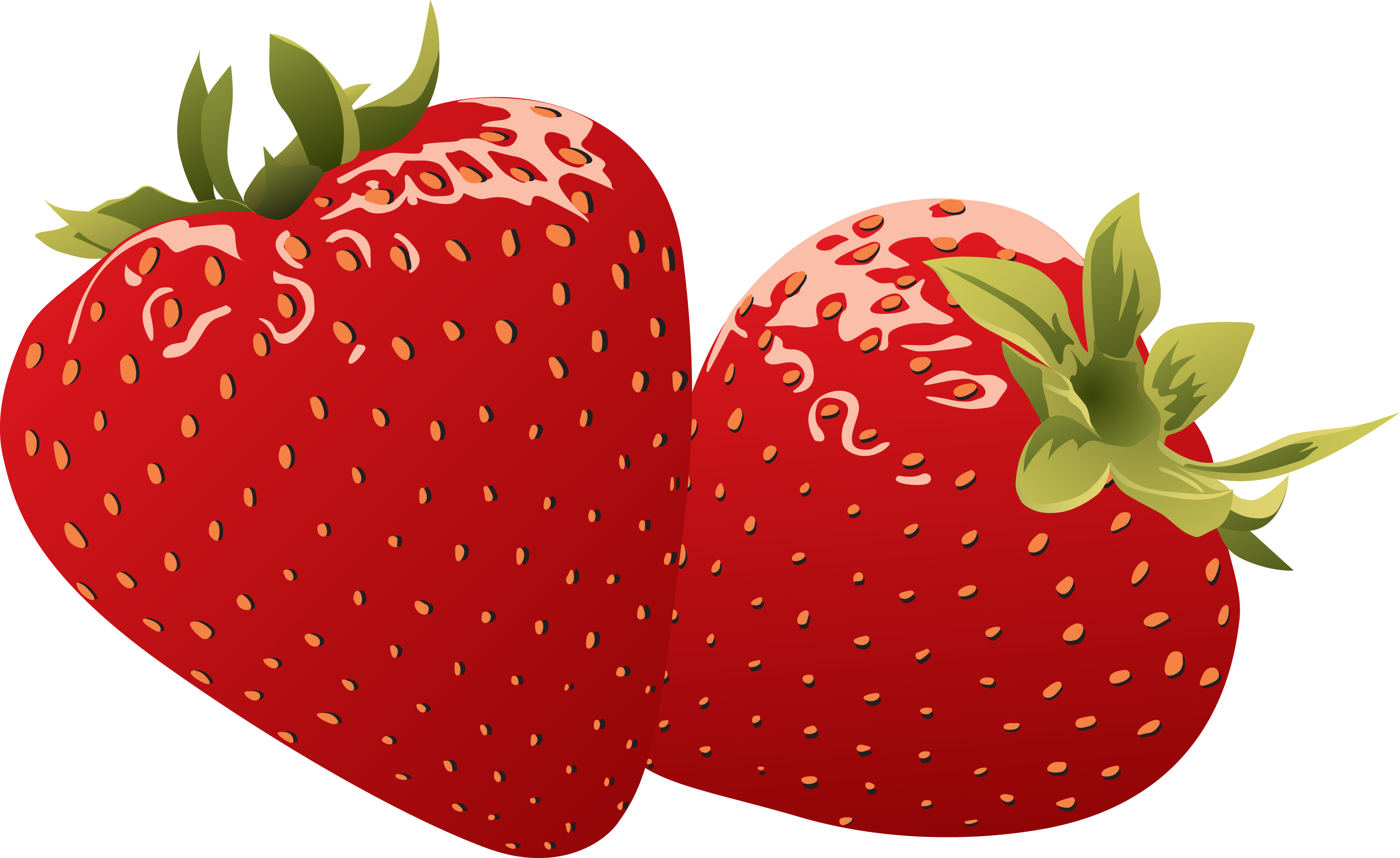 Strawberry clipart #2, Download drawings