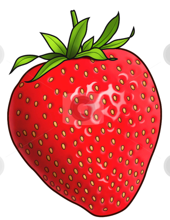 Strawberry clipart #4, Download drawings