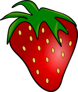 Strawberry clipart #16, Download drawings