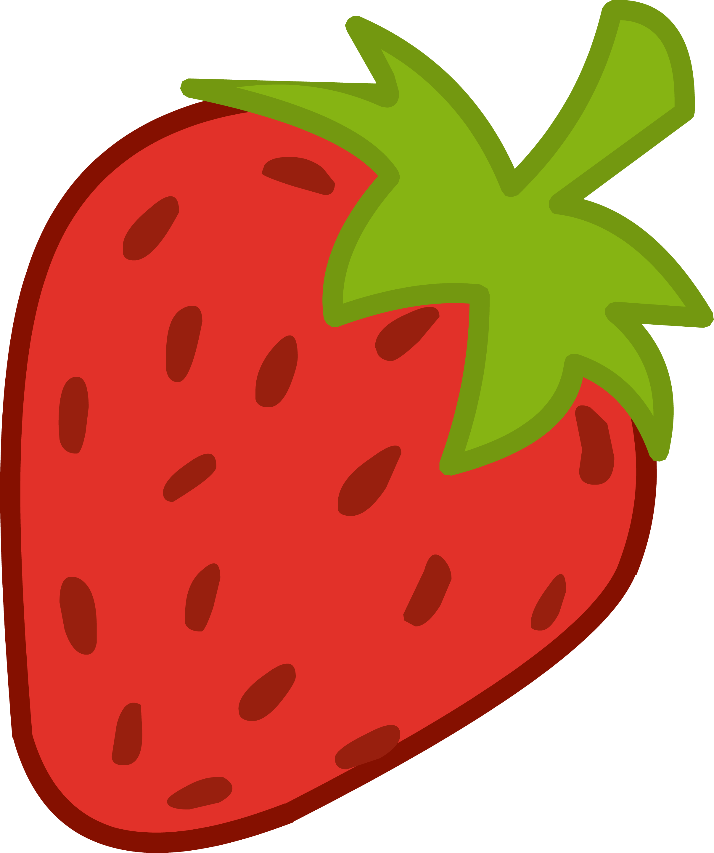 Strawberry clipart #7, Download drawings