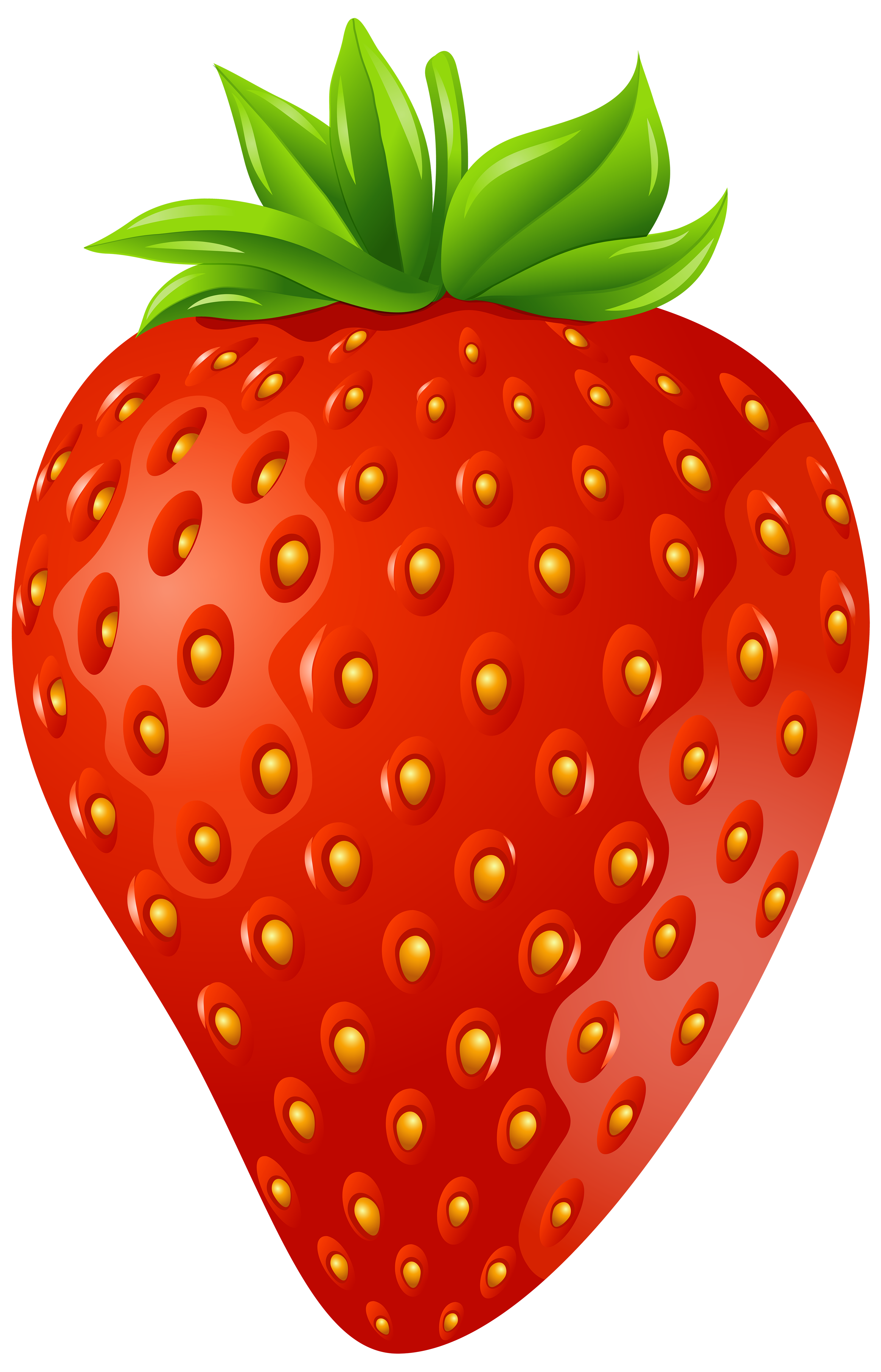 Strawberry clipart #3, Download drawings