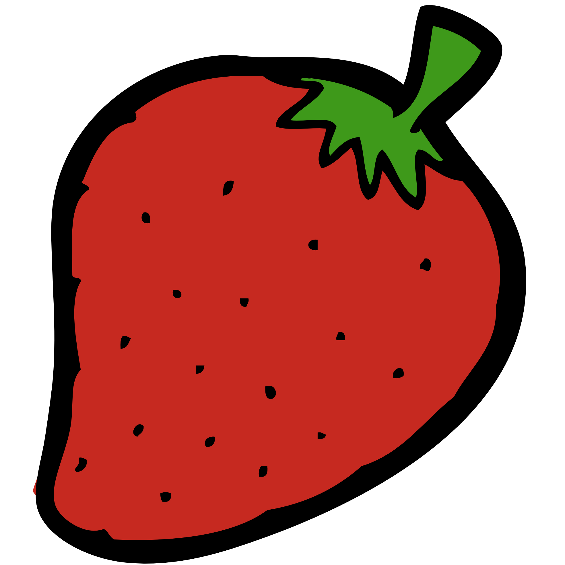 Strawberry svg #3, Download drawings