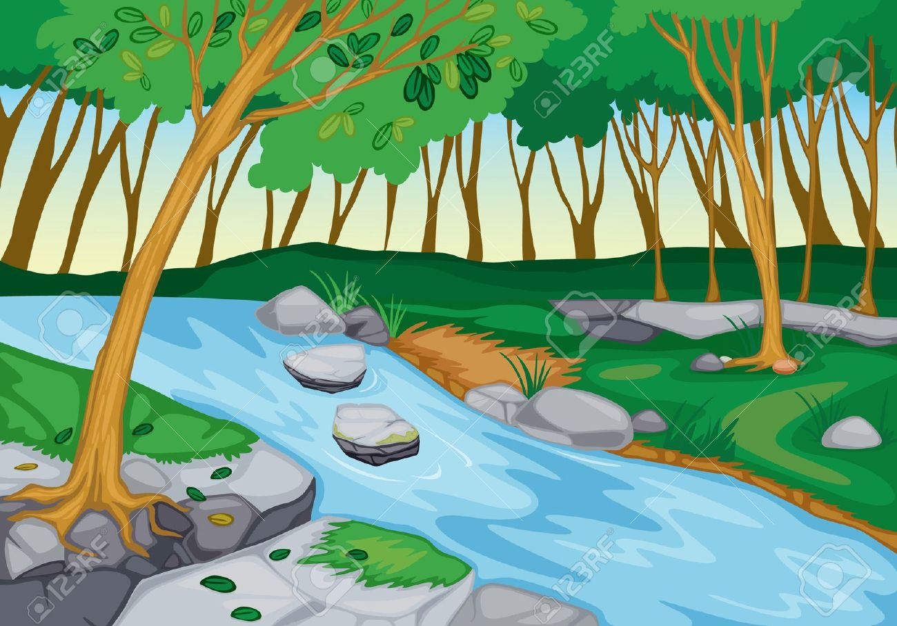 Stream clipart #1, Download drawings