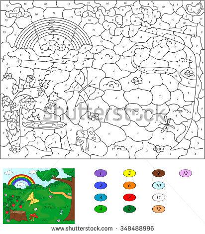 Stub coloring #12, Download drawings