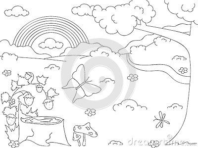 Stub coloring #11, Download drawings