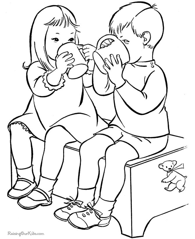 Stub coloring #6, Download drawings