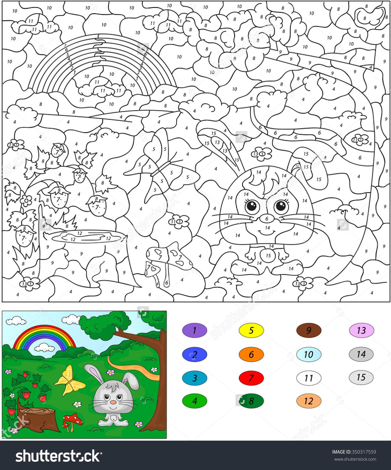 Stub coloring #1, Download drawings