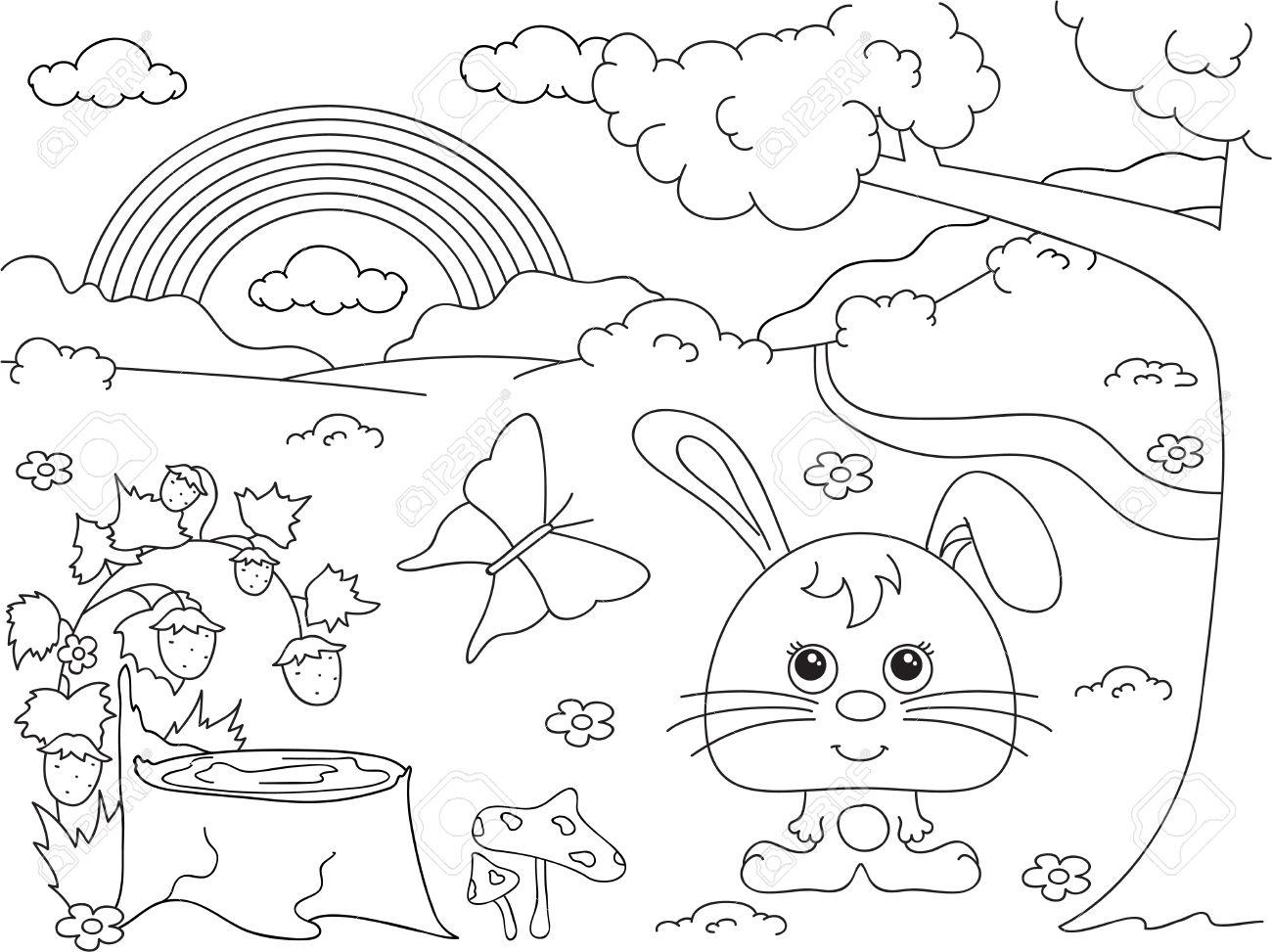 Stub coloring #15, Download drawings