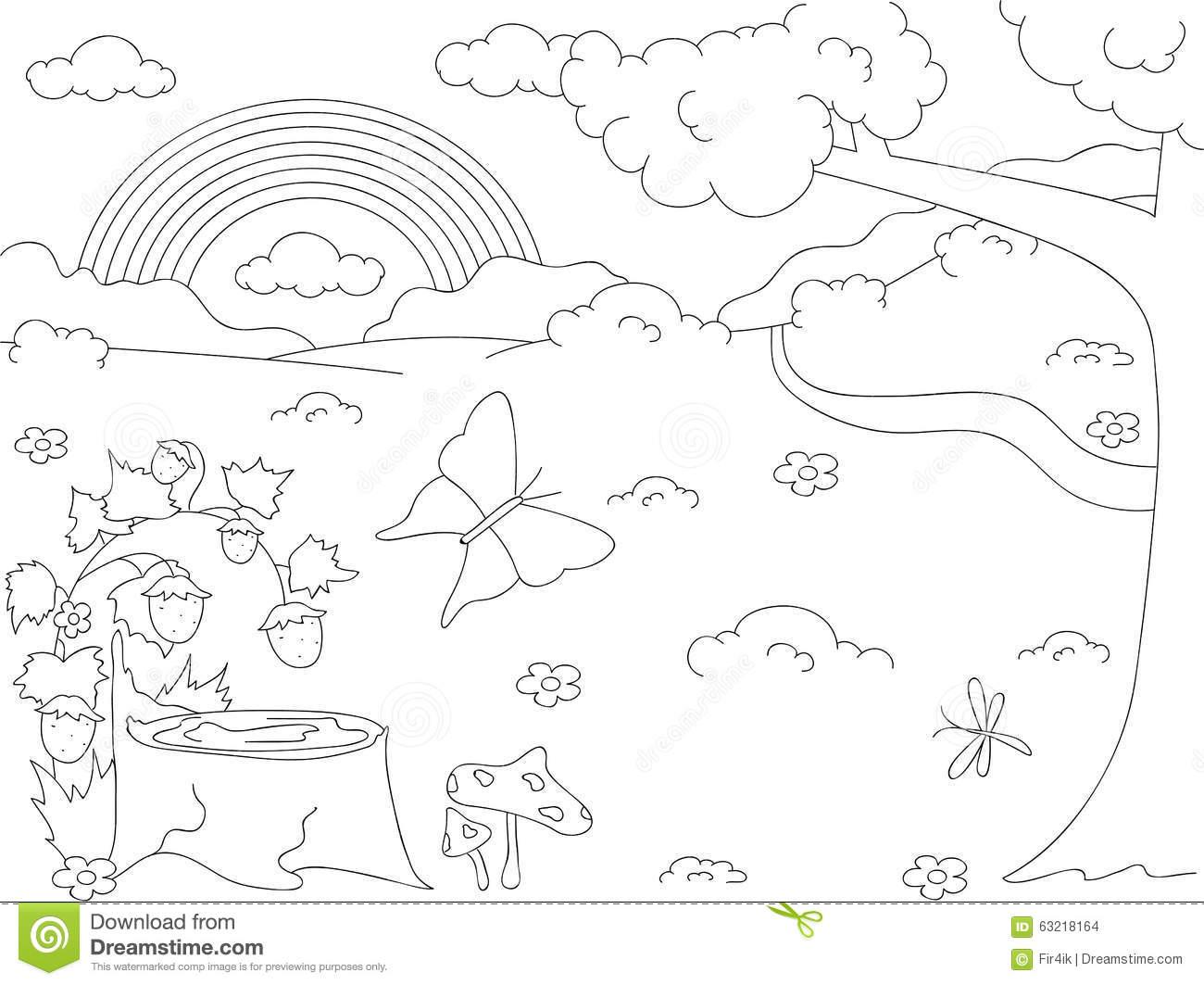 Stub coloring #16, Download drawings
