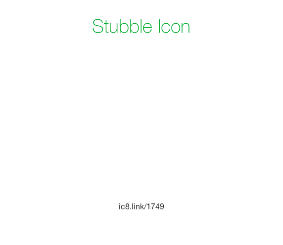 Stubble svg #1, Download drawings