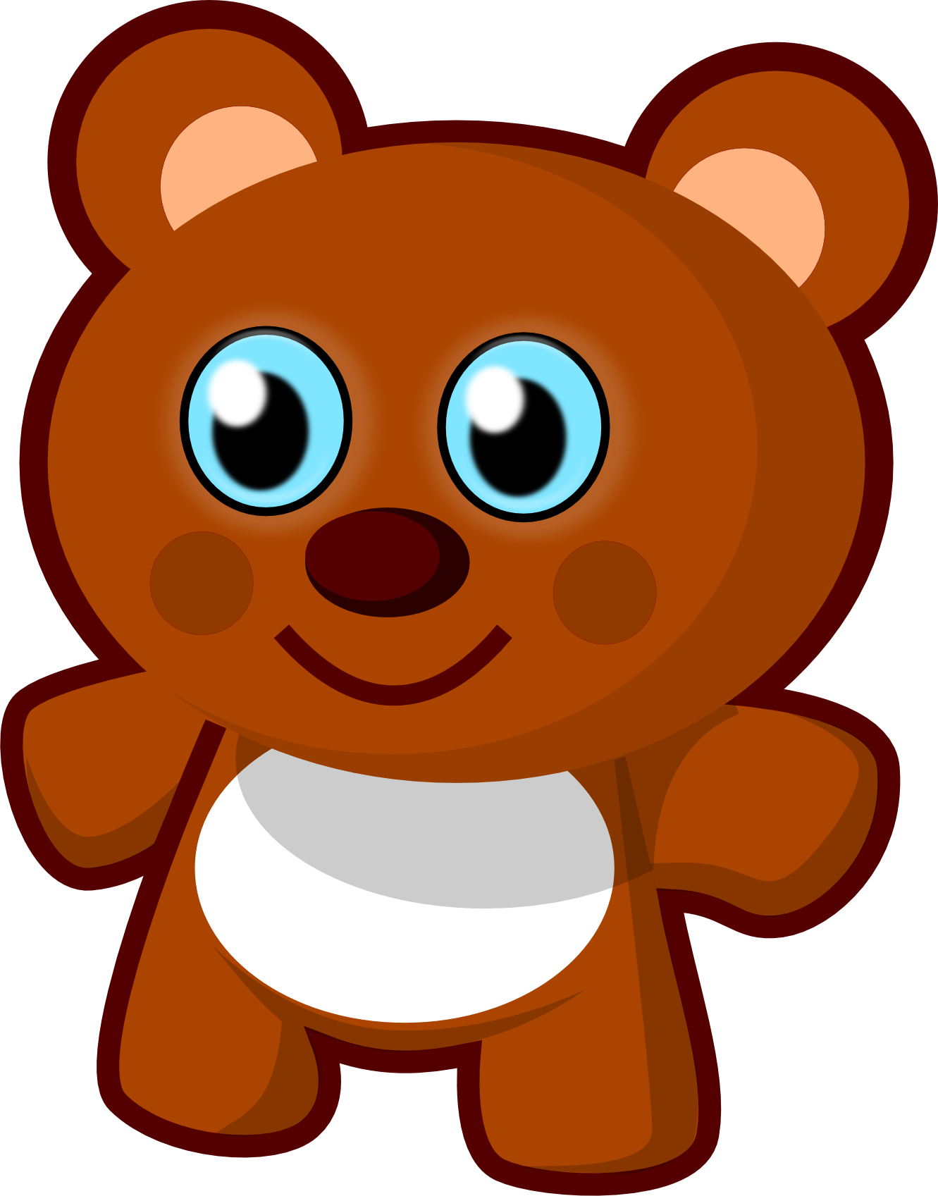 Stuffed Animal clipart #9, Download drawings