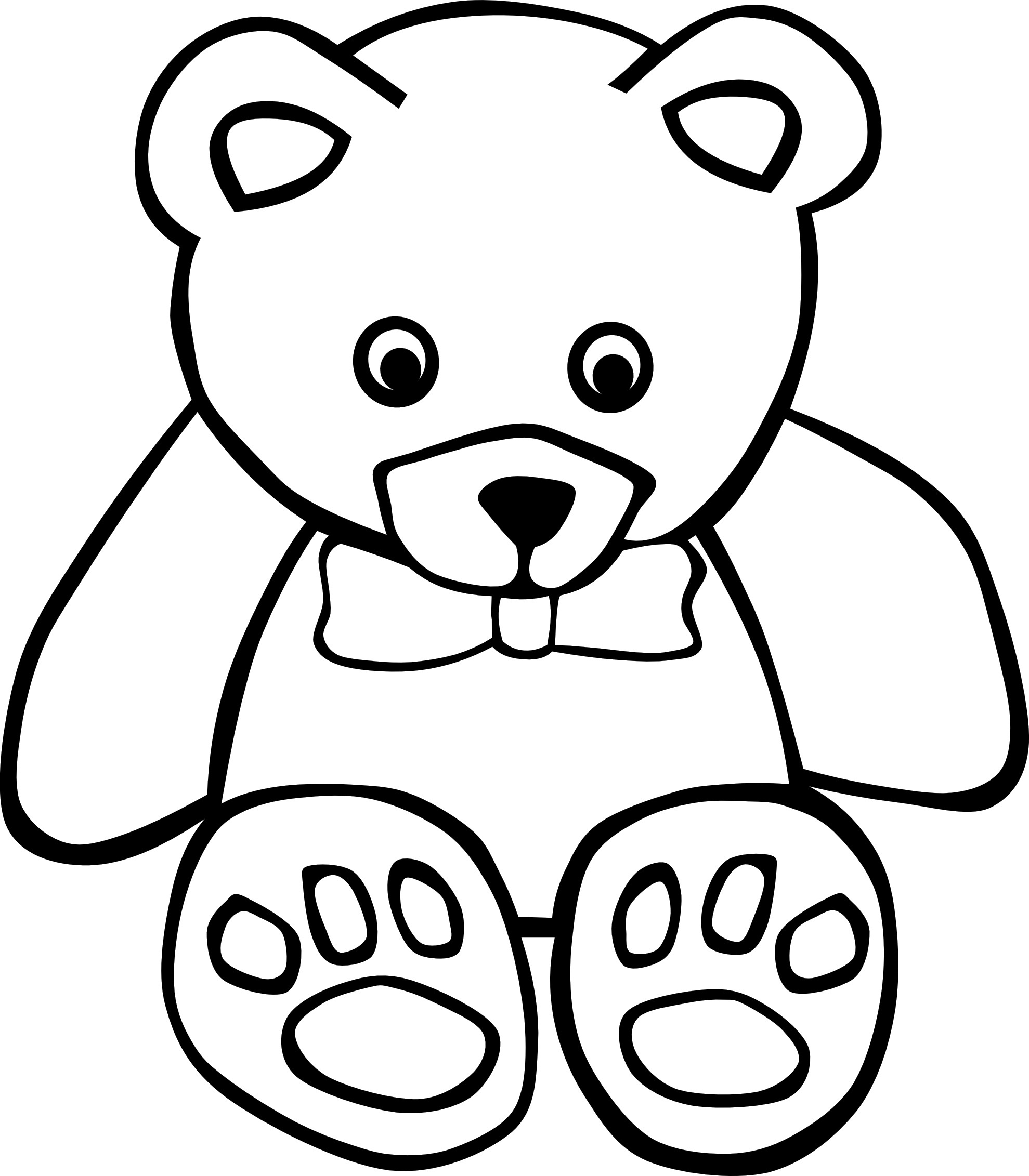Stuffed Animal clipart #7, Download drawings