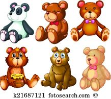 Stuffed Animal clipart #6, Download drawings