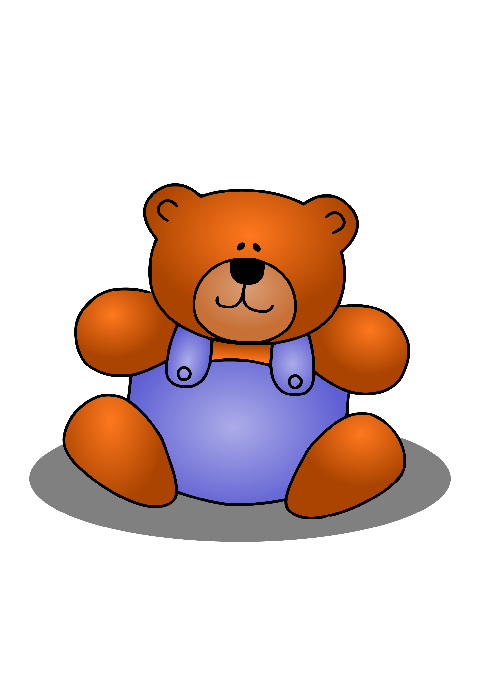 Stuffed Animal clipart #13, Download drawings