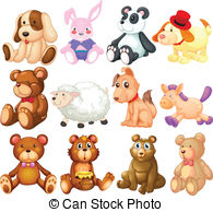 Stuffed Animal clipart #18, Download drawings