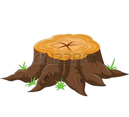 Stump clipart #10, Download drawings