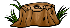 Stump clipart #6, Download drawings