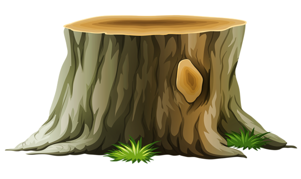 Stump clipart #5, Download drawings