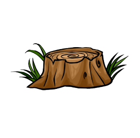 Stump clipart #7, Download drawings