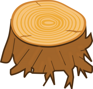 Stump clipart #8, Download drawings