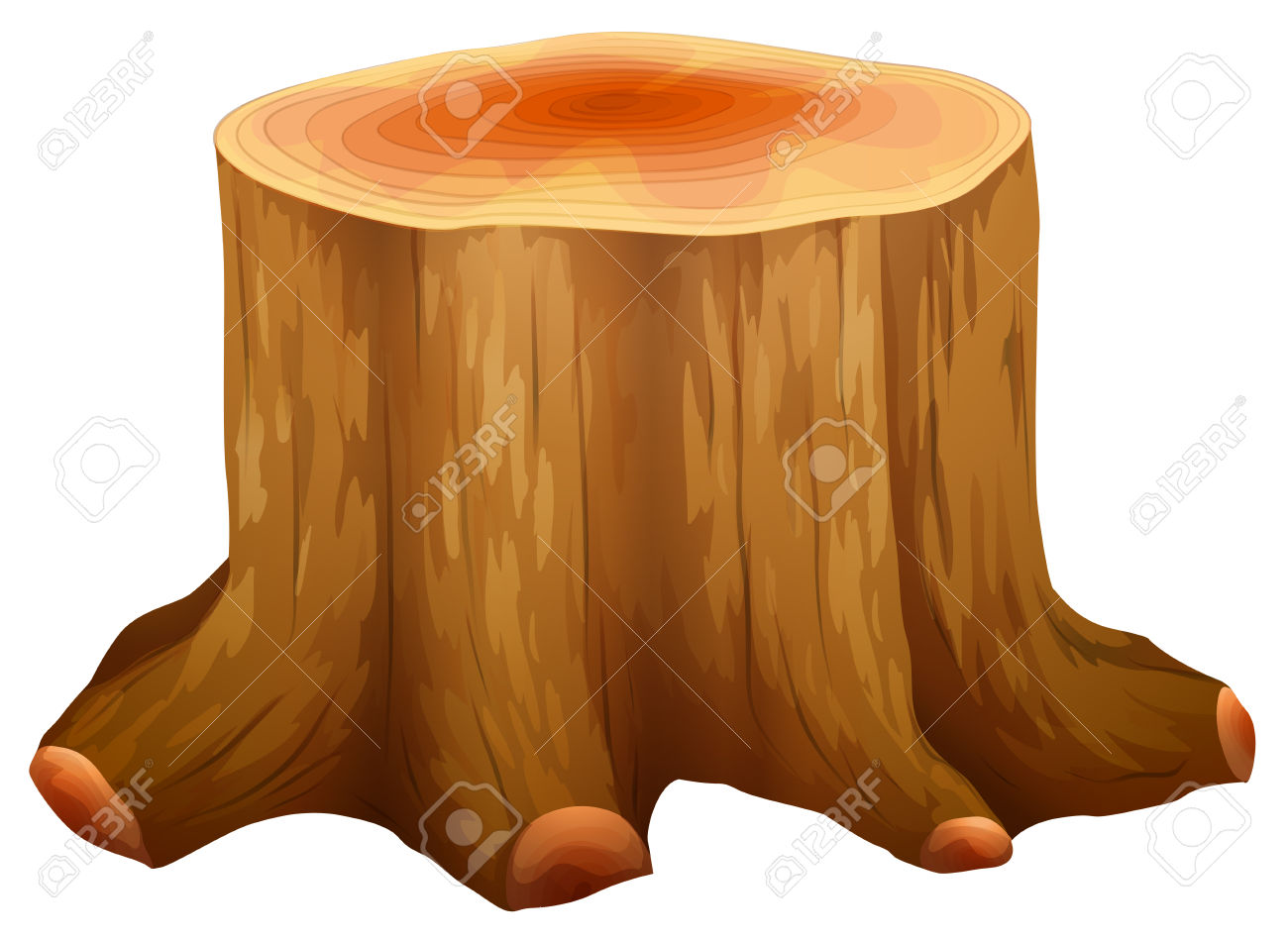 Stump clipart #16, Download drawings