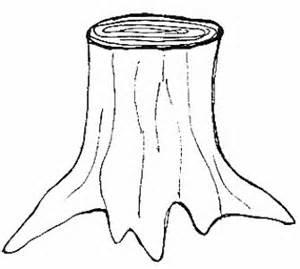Stump coloring #11, Download drawings