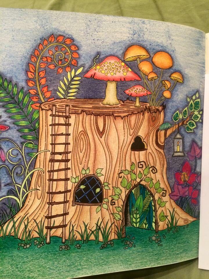 Stump coloring #2, Download drawings