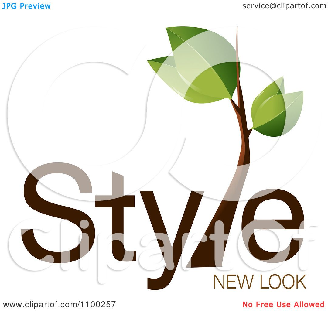Style clipart #5, Download drawings