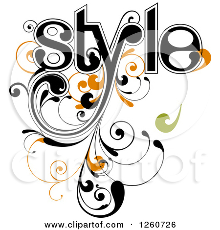 Style clipart #14, Download drawings