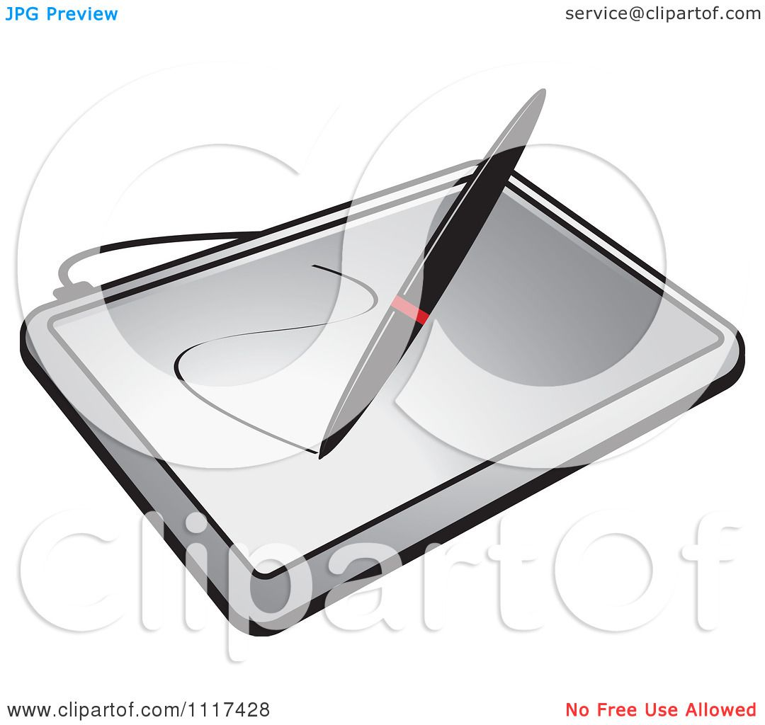 Stylus Red clipart #8, Download drawings