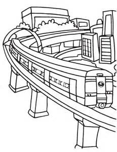 Subway coloring #2, Download drawings