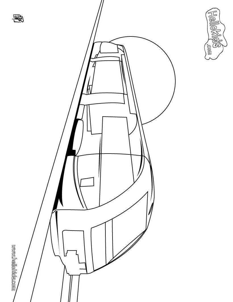 Subway coloring #9, Download drawings