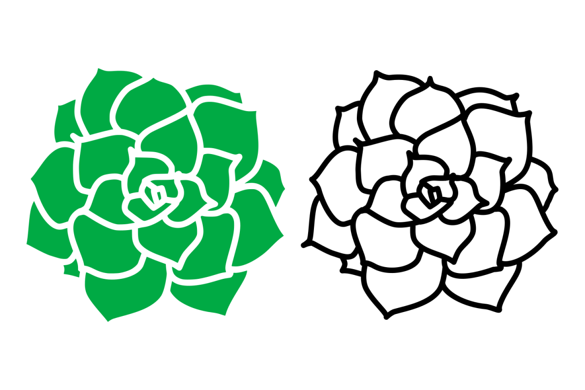 succulent svg #238, Download drawings