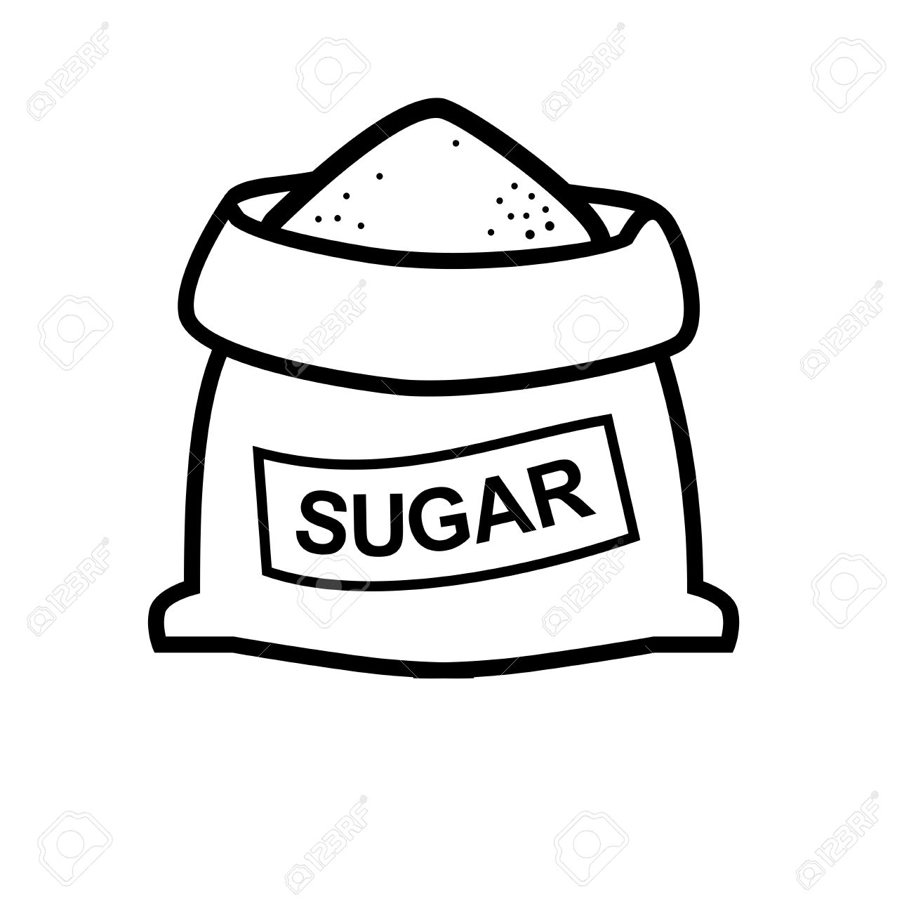 Sugar clipart #15, Download drawings
