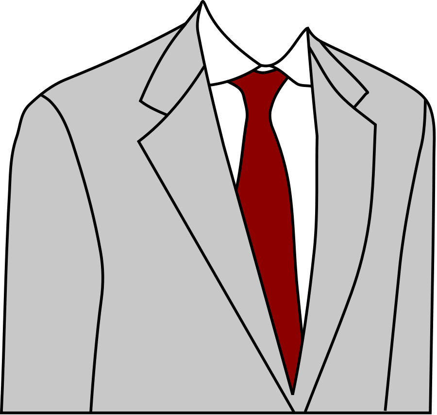 Suit clipart #10, Download drawings