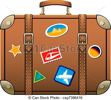 Suitcase clipart #14, Download drawings