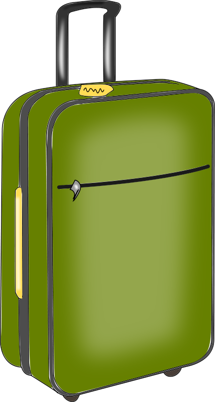 Suitcase clipart #15, Download drawings