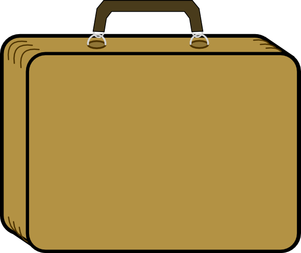 Suitcase clipart #20, Download drawings