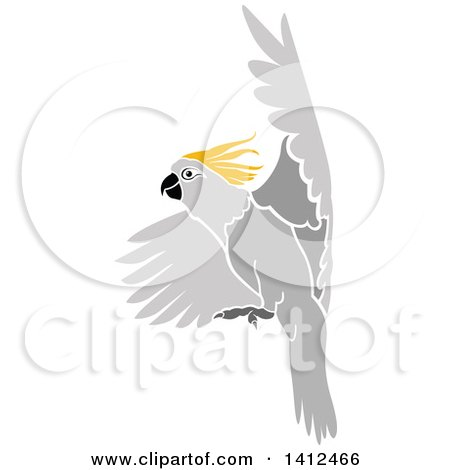 Sulphur-crested Cockatoo clipart #14, Download drawings