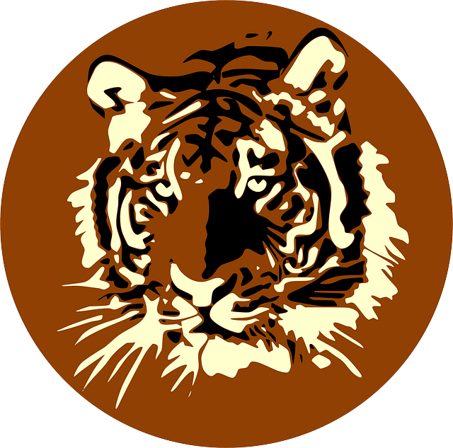 Sumatran Tiger clipart #1, Download drawings