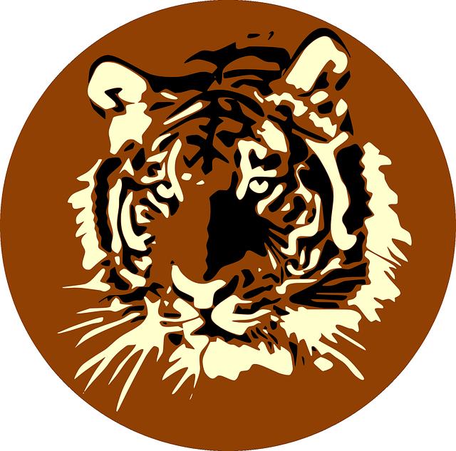 Sumatran Tiger clipart #20, Download drawings