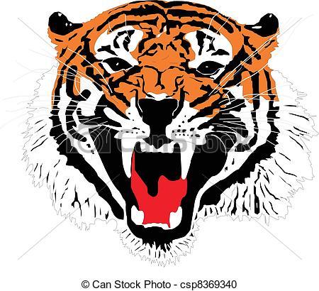 Sumatran Tiger clipart #16, Download drawings
