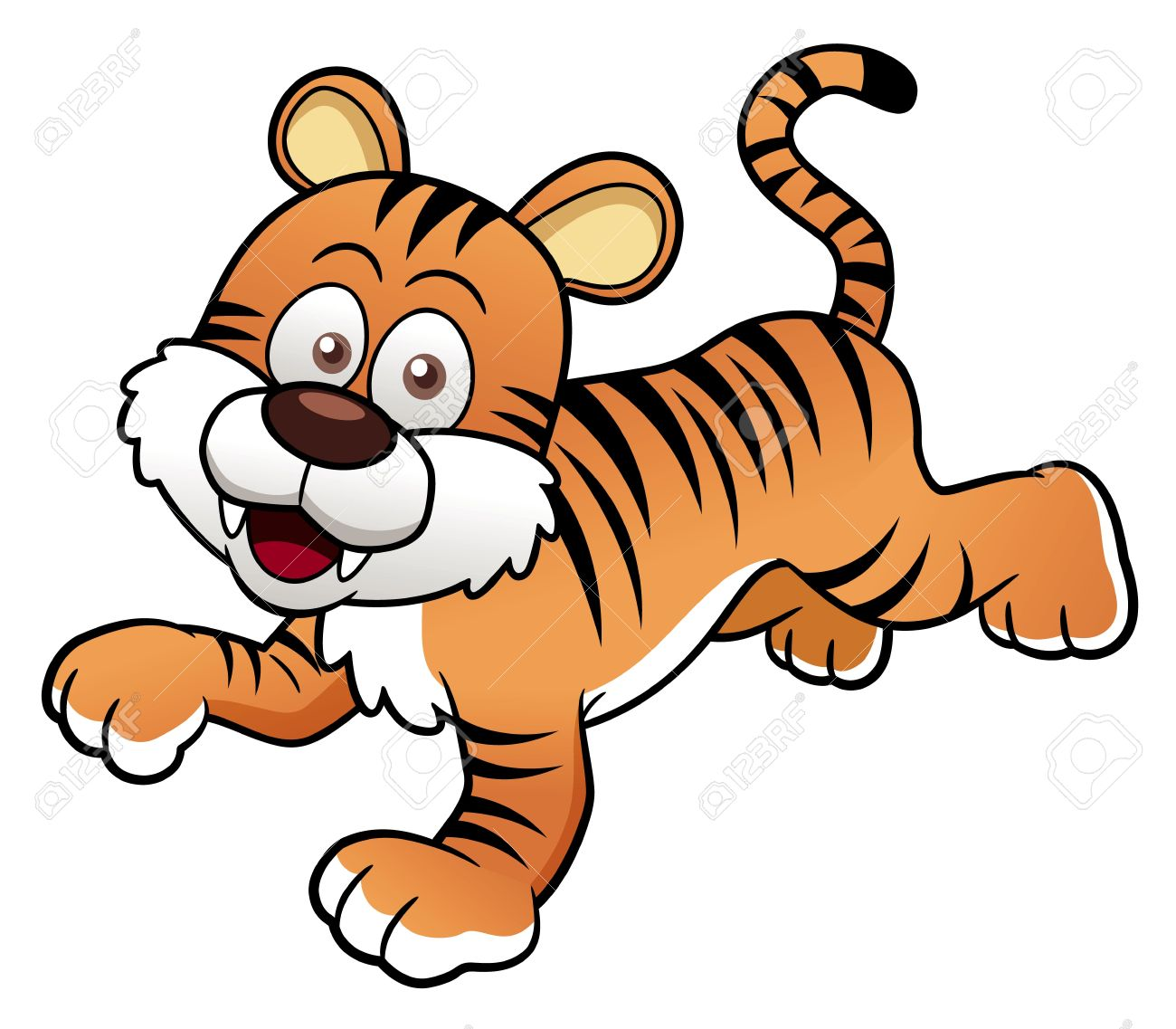 Sumatran Tiger clipart #11, Download drawings