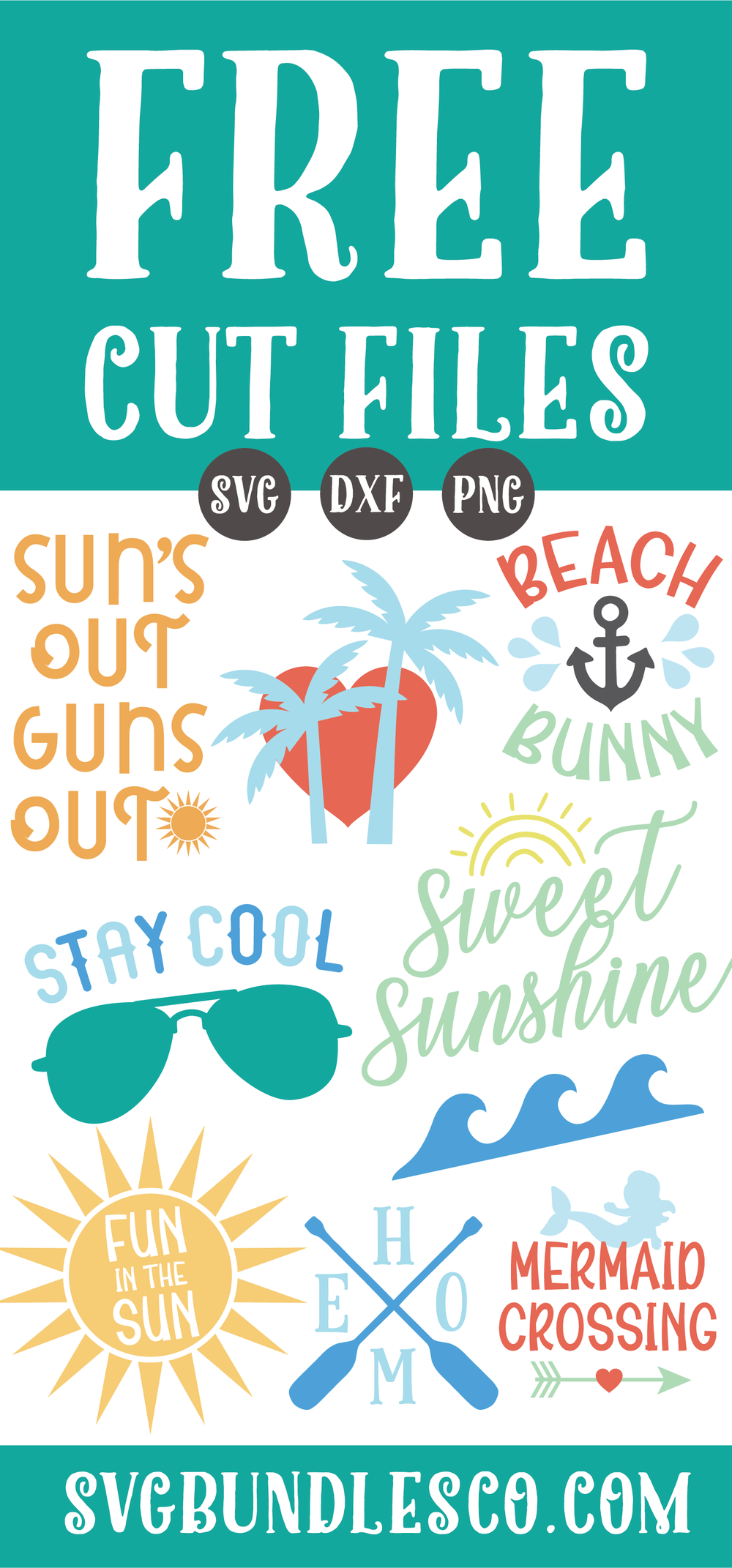 summer svg free #106, Download drawings